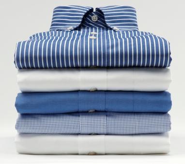 Laundry shirts